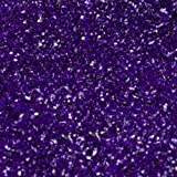 100% Edible Glitter - Purple - for Cake and Cupcake decorating - Fully Edible Cake Glitter Rainbow Dust