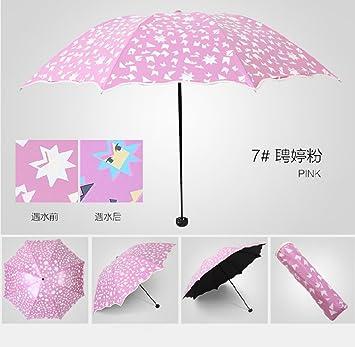 0bc59c4cccc5 GT Umbrella Manual Fashion 3-Folding Umbrella Creative ...