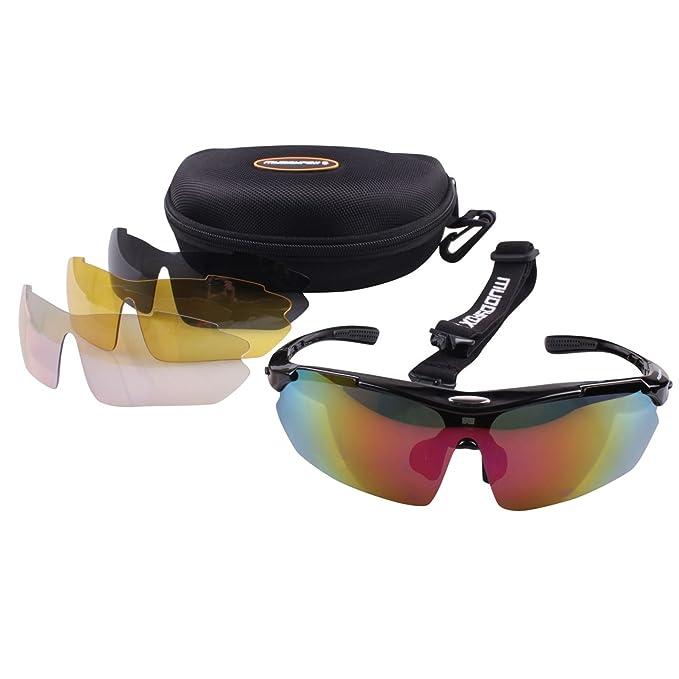 Amazon.com: Muddyfox 200 - Gafas de sol para hombre, talla ...