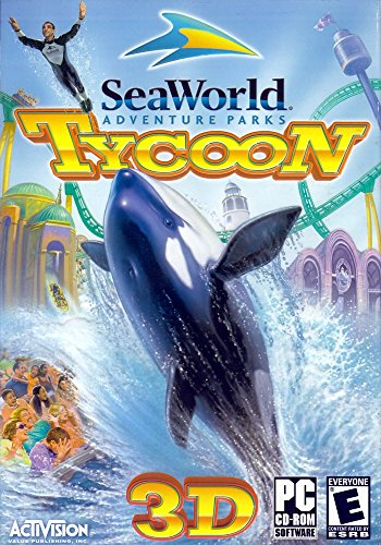 - SeaWorld Adventure Parks Tycoon 3D