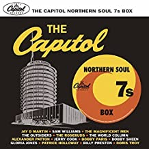 The Capitol Northern Soul Boxed Set (7 x 7 vinyl singles)