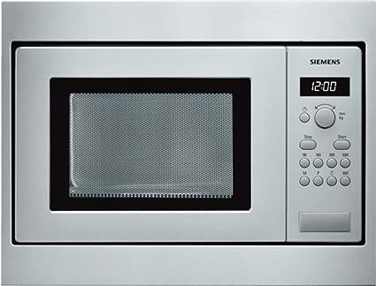 Bosch Kühlschrank Temperatureinstellung : Siemens hf15m552 iq542 mikrowelle 17 l 800 w edelstahl