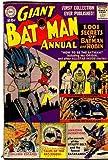 Giant Batman Annual #1, 1961. Original edition