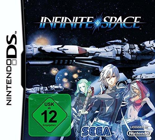 Infinite Space (European Edition) - Nintendo DS by Nintendo
