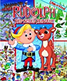Rudolph the Red-Nosed Reindeer (Look and Find), Editors of Publications International Ltd., 1605539589