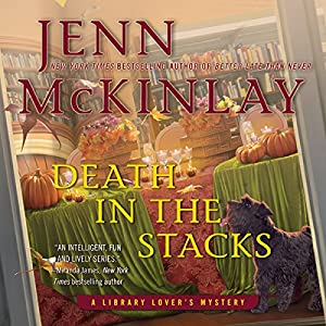 Death in the Stacks Audiobook