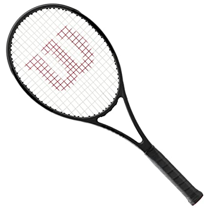 3baea4ab2 Wilson 2018 Pro Staff 97L CV (Countervail) Tennis Racquet - Quality String  (4
