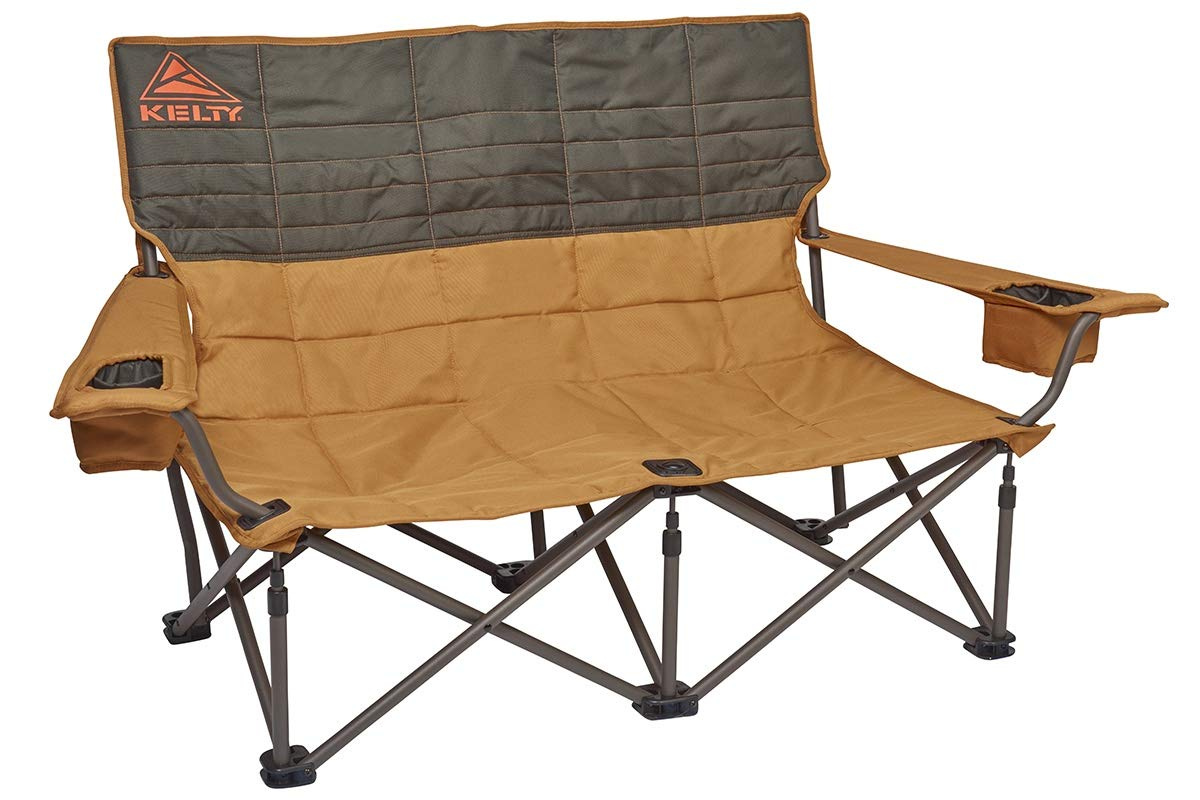 Groovy Kelty Low Loveseat Camping Chair Portable Folding Chair For Festivals Camping And Beach Days Updated 2019 Model Ibusinesslaw Wood Chair Design Ideas Ibusinesslaworg