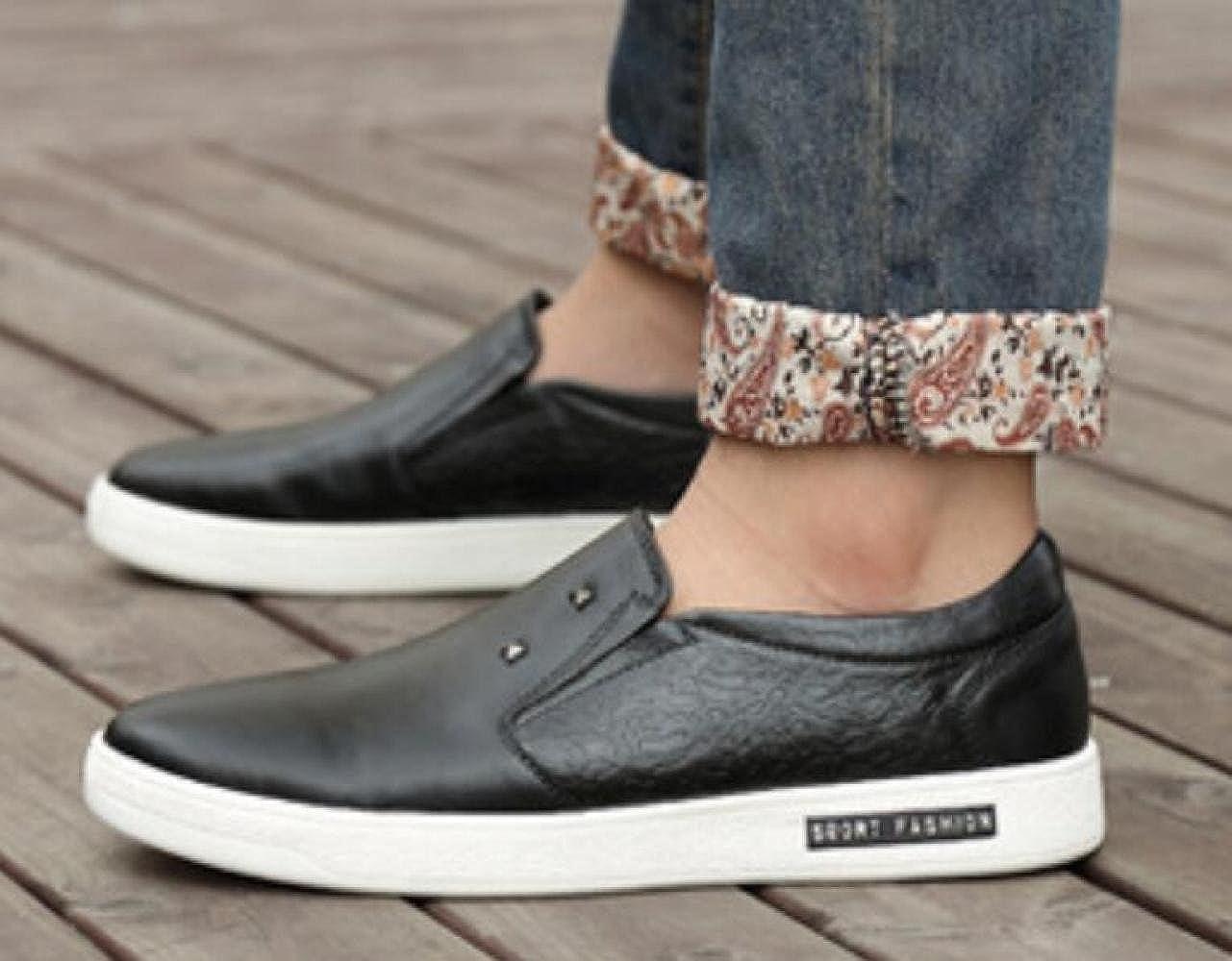 Freizeitschuhe Männer Männer Männer Füße Flache Schuhe Faule Schuhe Schuhe 3dd19e