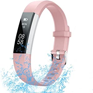Lintelek Fitness Tracker with Heart Rate Monitor