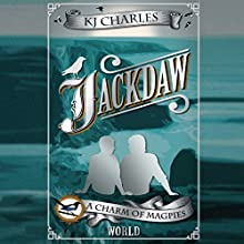 Jackdaw Audiobook by K. J. Charles Narrated by Cornell Collins