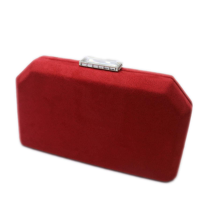 Velvet Suede Hard Box...