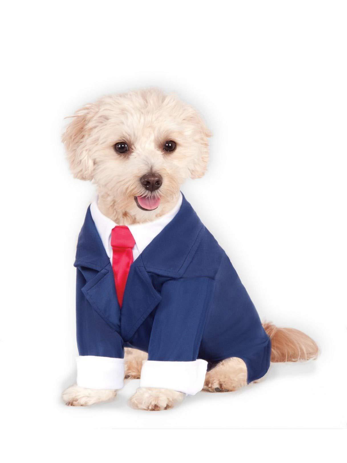 Business Suit for Pet, Medium