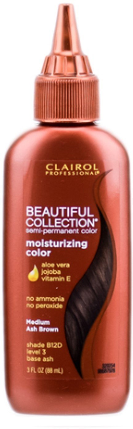 Amazon Clairol Beautiful Collection B18d Darkest Brown 3 Fl Oz
