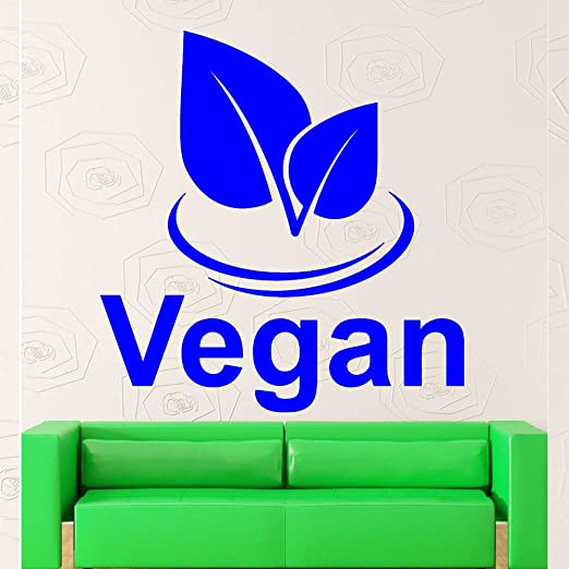 Vegan Health Nature Vinilo Pegatinas de pared Arte Mural ...