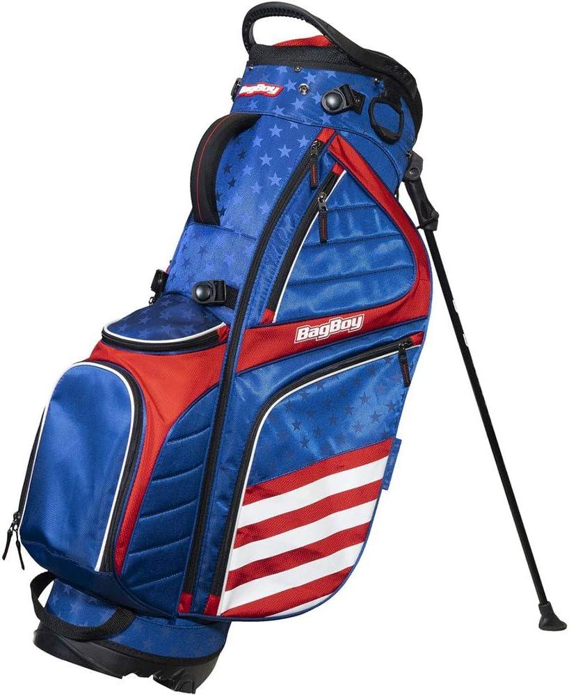 Bag Boy Golf USA HB-14 Hybrid Stand Bag