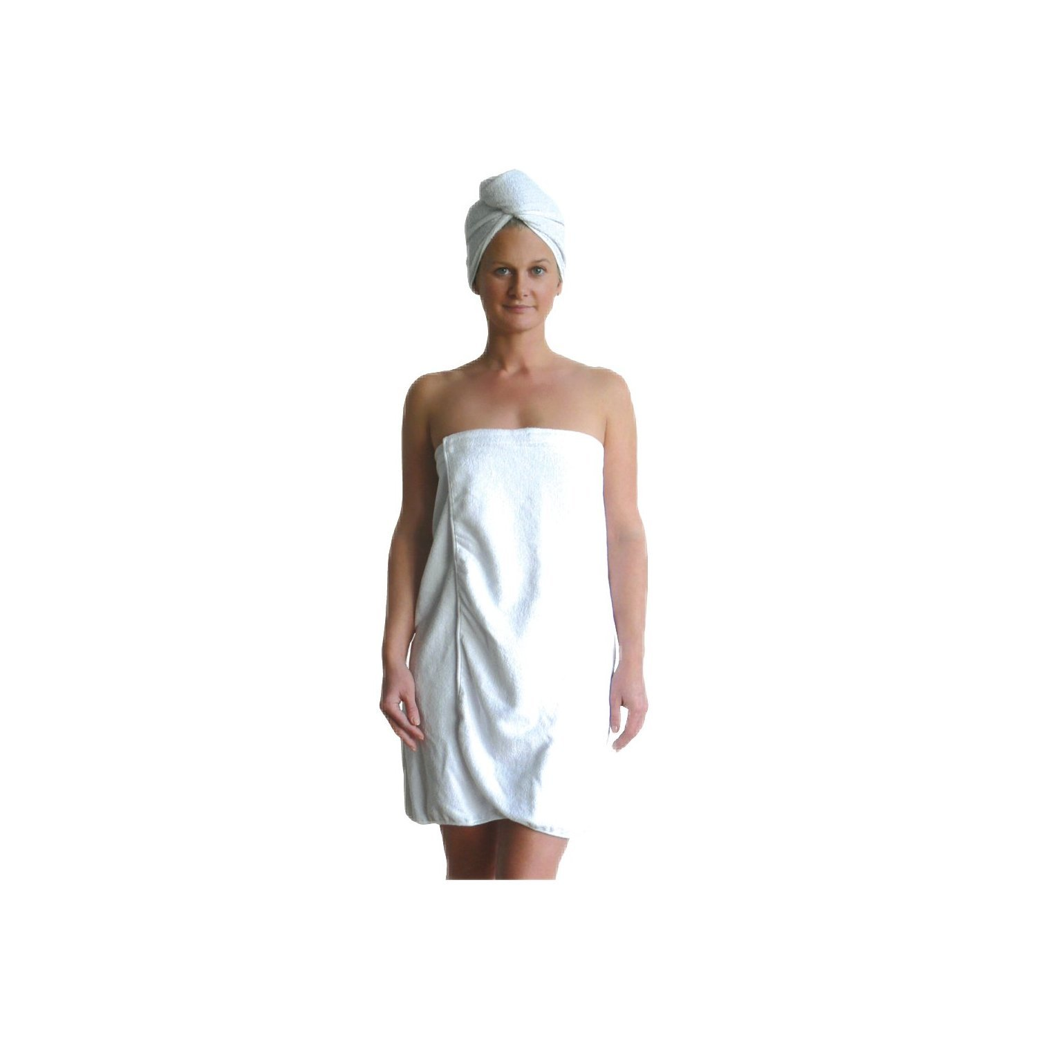 1 X MICROFIBRE BODY TOWEL/WRAP