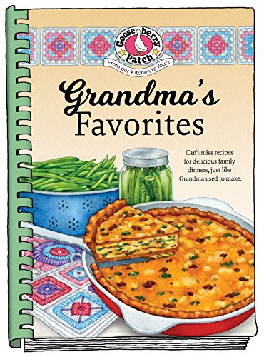 Grandma's Favorites (Everyday Cookbook Collection) by Gooseberry Patch
