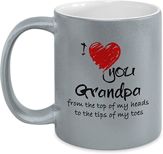 11oz Coffee Mug Gift The Best Christmas Gift For Your Granddaughter
