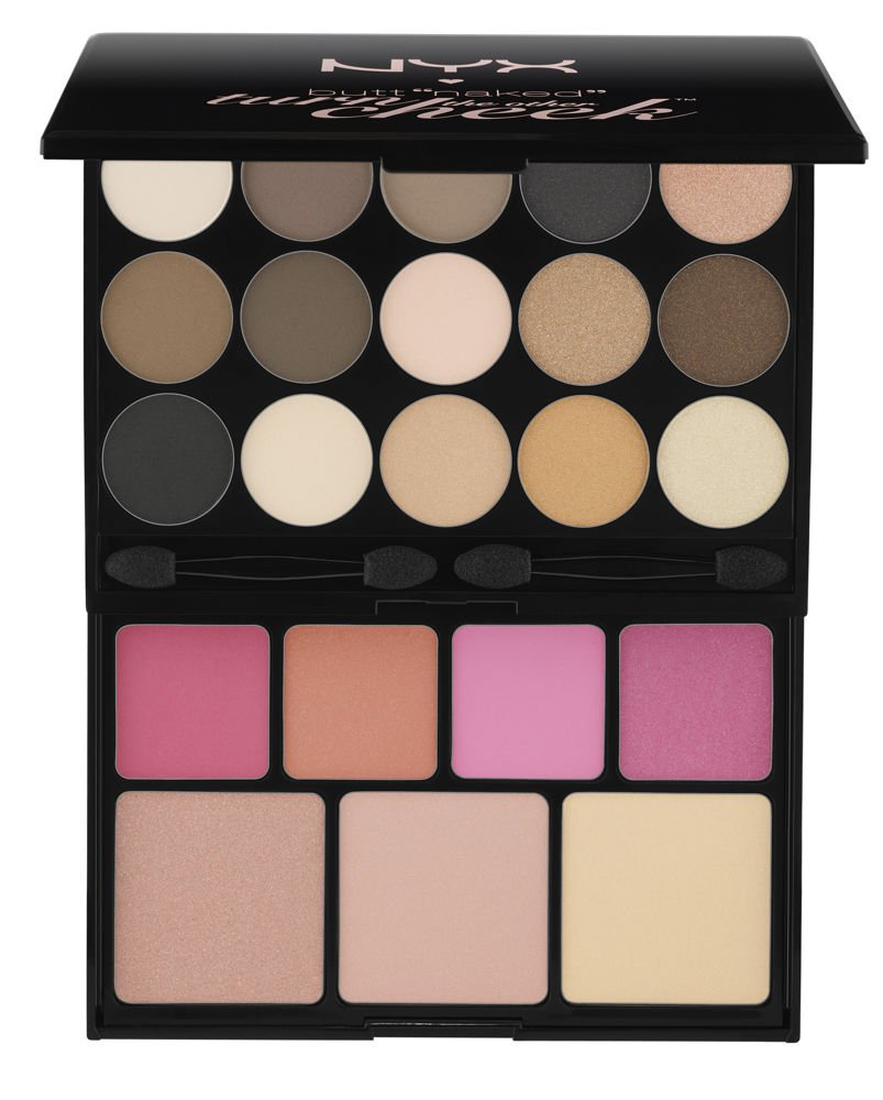 NYX Cosmetics Butt Naked Palette Turn the Other Cheek