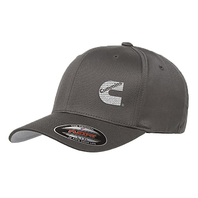 ac3c1f854bf Cummins Diesel FlexFit Hats at Amazon Men s Clothing store
