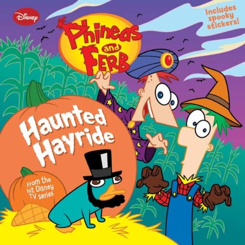Phineas and Ferb #3: Haunted -