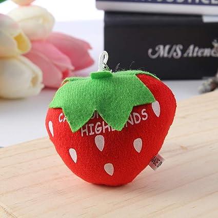 FJYDHR 1pcs Hermosas muñecas de Frutas y Verduras Colgante ...