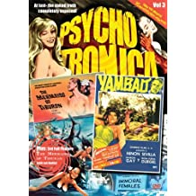 Psychotronica, Vol. 3: Mermaids of Tiburon/Cry of the Bewitched