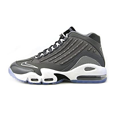 on sale c518a 95d75 Amazon.com  NIKE  442171-003  AIR Griffey MAX II Mens Shoes Cool Grey White  Black  Sports   Outdoors