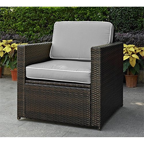 Crosley Palm Harbor Arm Chair