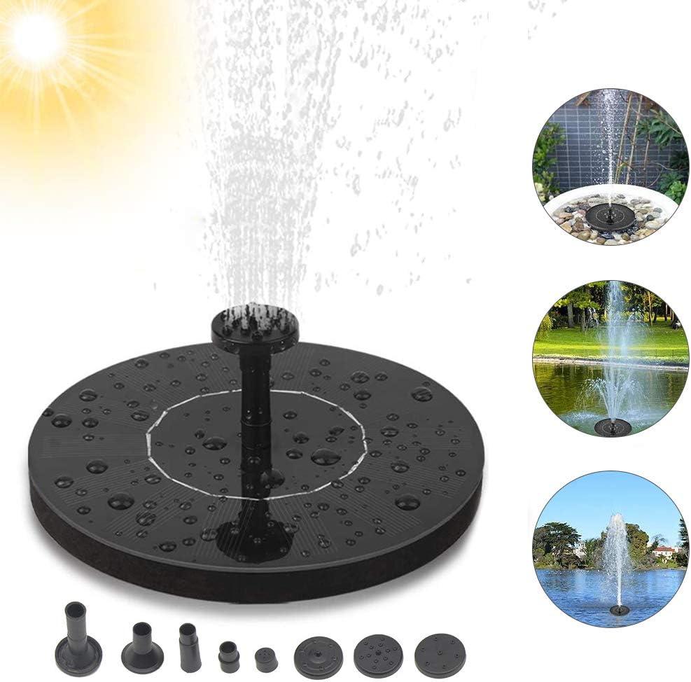 Kleine Solarbrunnen für den Garten