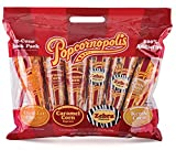 Popcornopolis Gluten Free 12 Cone Snack Pack (3 Snack-Size Mini Cones of Each DELICIOUS Variety)
