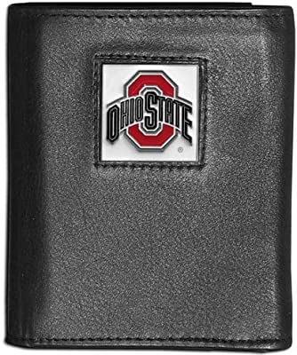 Siskiyou Oregon State Beavers Bi-fold Leather Wallet
