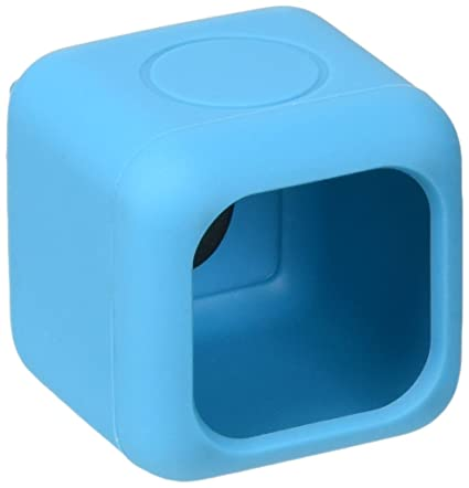 Polaroid POL-C3PMBL Estuche para cámara fotográfica Azul - Funda (Polaroid, Polaroid Cube, Azul)