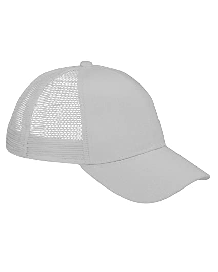 8811b3ee4ad96 BX 6 PAN ADULT STRUC TRUCKER (LIGHT GRAY) (OS). Roll over image to zoom in. Big  Accessories