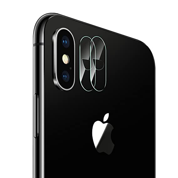 Amazon Com Ivso Iphone X Back Camera Lens Protector 9h Hardness