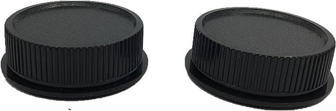 HomyWord 2 Pcs Capot et cache arri/ère pour appareil photo pour Canon EOS M M2 M3 M5 M6 M10