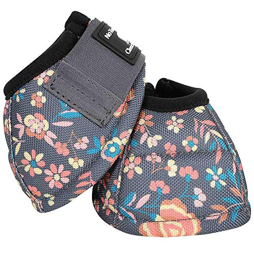 - CLASSIC Equine Dyno No-Turn Designer Bell Boots S