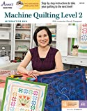 Machine Quilting Level 2 with Interactive Class DVD