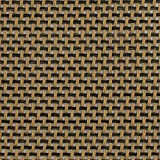 Mojotone British Style Black and Tan Grill Cloth 32'' Wide