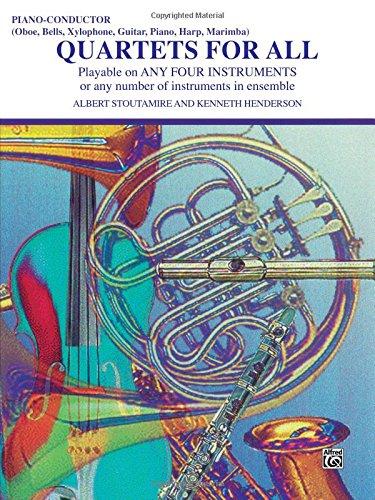 Quartets for All: Piano/Conductor