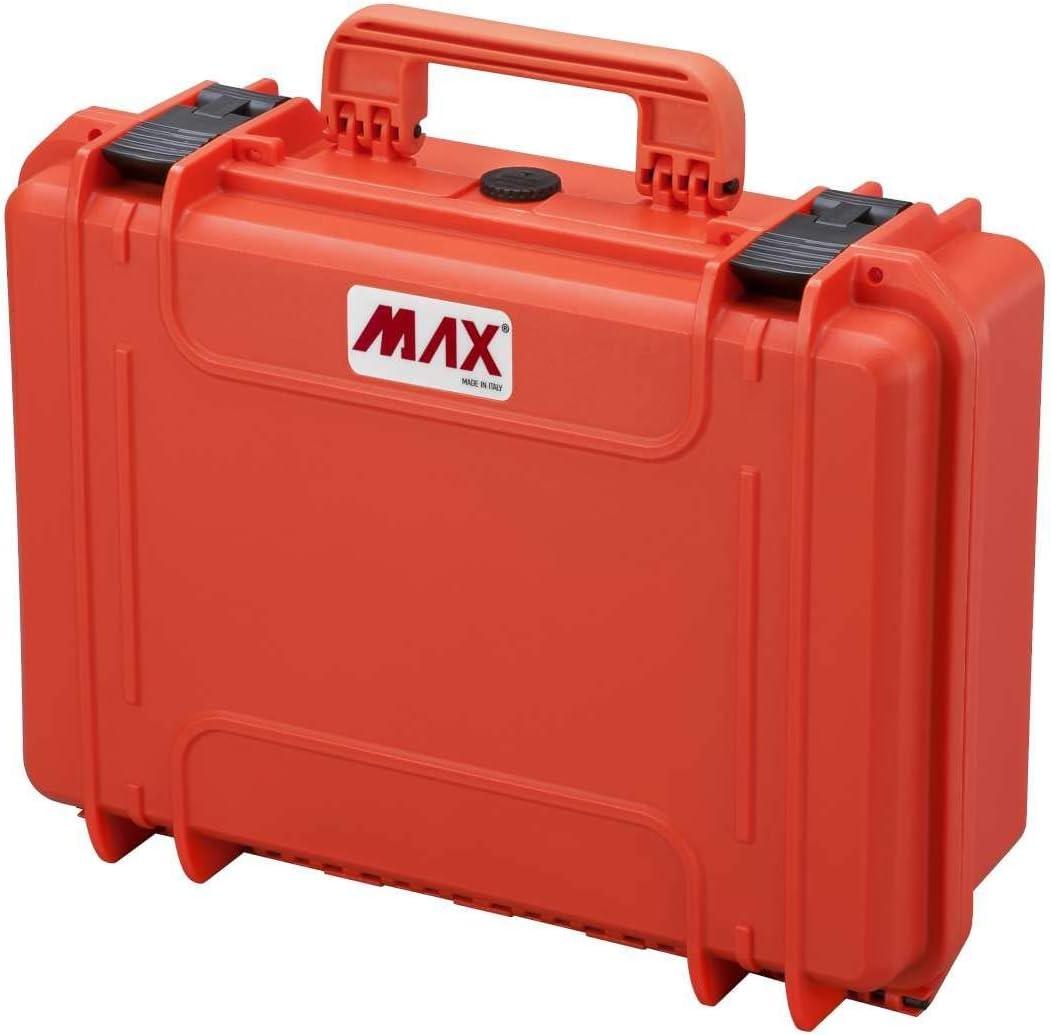 MAX MAX430S.001maletín Naranja