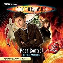 Doctor Who: Pest Control (Unabridged)
