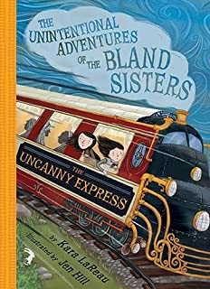 Book Cover: The Uncanny Express