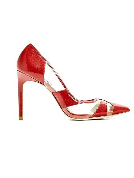 5e28d89ebbc Zara Women s Vinyl red court shoe 2216 201 (35 EU