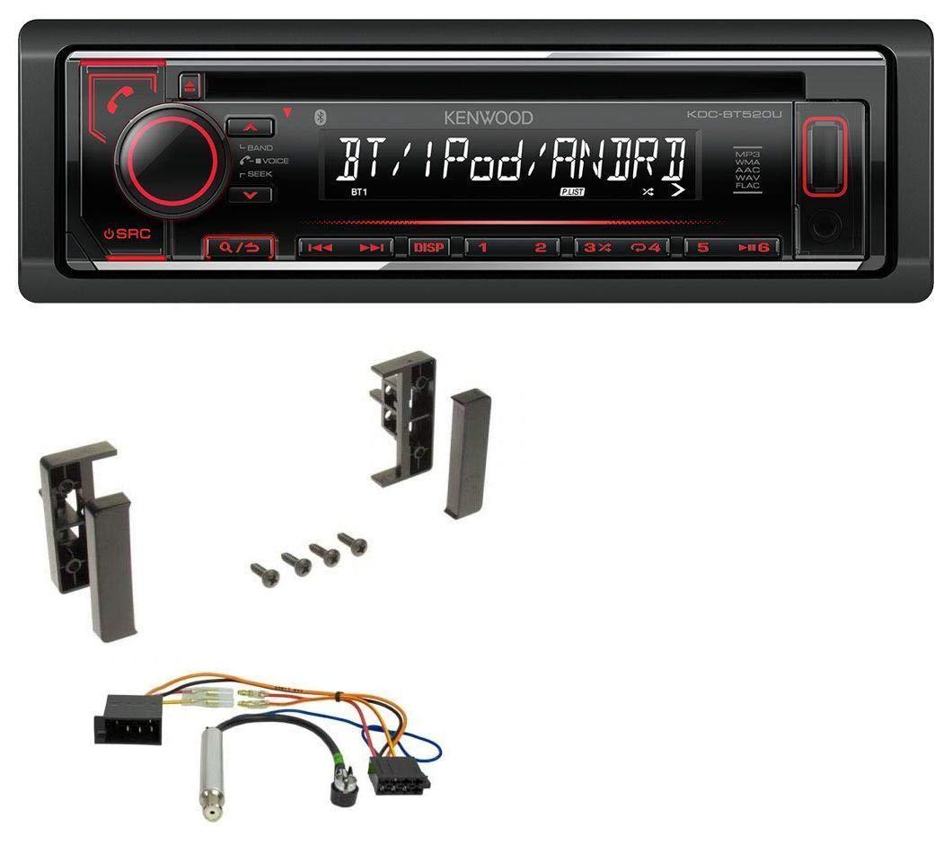 Radio DIN autoradio audi a2 a3 8l 99-00 a4 b5 99-01 a6 c5 97-01