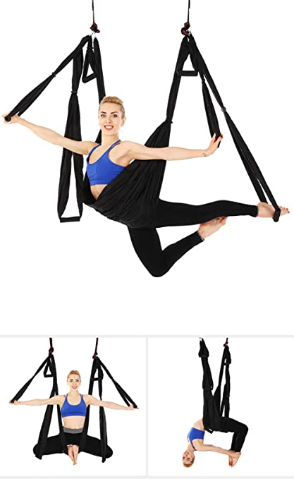 Amazon.com : Scotch Painters Tape Aerial Yoga Swing Set ...
