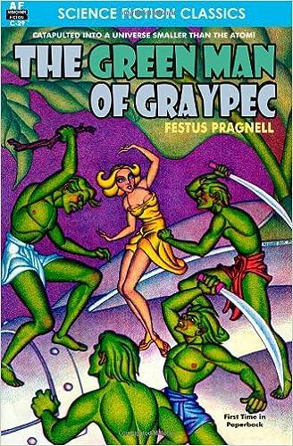 Book Green Man of Graypec, The