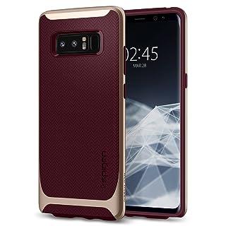 Spigen Neo Hybrid Designed for Samsung Galaxy Note 8 Case (2017) - Burgundy