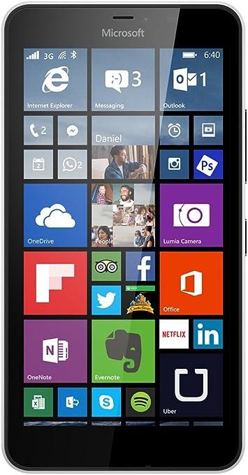 Microsoft Lumia 640 XL - Smartphone Libre de 4 G (Pantalla: 5,7 ...